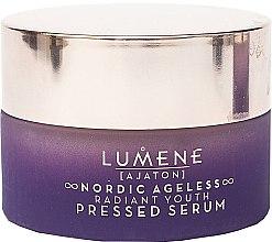 Parfüm, Parfüméria, kozmetikum Ani-age korrigáló szérum - Lumene Nordic Ageless [Ajaton] Radiant Youth Pressed Serum