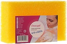 Parfüm, Parfüméria, kozmetikum Fürdőszívacs, 6020, sárga - Donegal Cellulose Sponge