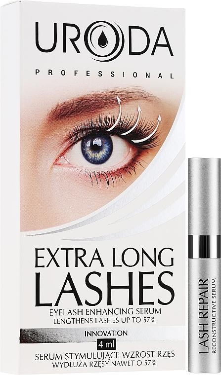 Szempilla erősítő szérum - Uroda Professional Extra Long Lashes Enhancing Serum