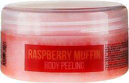 "Parfüm, Parfüméria, kozmetikum Testradír ""Málna süti"" - Hristina Stani Chef'S Raspberry Muffin Body Peeling"