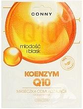 "Parfüm, Parfüméria, kozmetikum ""Coenzyme Q10"" arcmaszk - Conny Q10 Essence Mask"