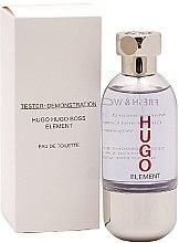 Parfüm, Parfüméria, kozmetikum Hugo Boss Hugo Element - Eau De Toilette (teszter kupakkal)