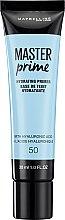 Parfüm, Parfüméria, kozmetikum Alapozó bázis (Primer) - Maybelline Master Prime 50 Hydrating