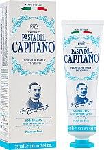 Parfüm, Parfüméria, kozmetikum Fogkrém dohányzóknak - Pasta Del Capitano Smokers Toothpaste
