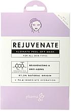 "Parfüm, Parfüméria, kozmetikum Alginát arcmaszk ""Fiatalítás"" - Pharma Oil Rejuvenate Alginate Mask"