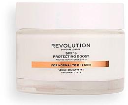 Parfüm, Parfüméria, kozmetikum Hidratáló krém normál bőrre SPF15 - Revolution Skincare Moisturizing Cream SPF15
