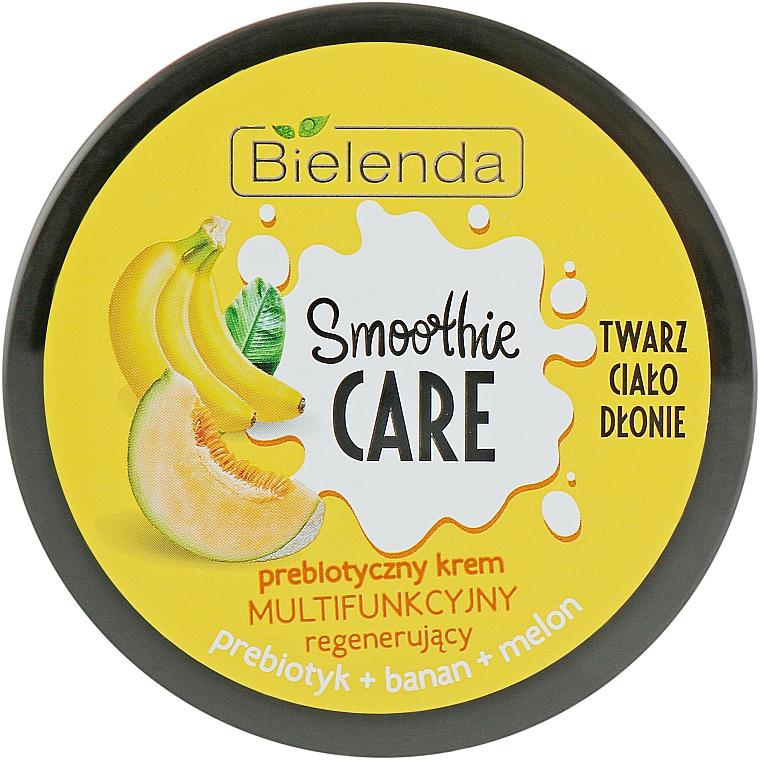 """Energizáló testápoló krém """"Banán és dinnye"""" - Bielenda Smoothie Care"""