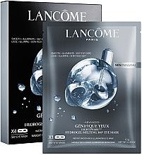 Parfüm, Parfüméria, kozmetikum Szemkontúr maszk - Lancome Genifique Hydrogel Melting Eye Mask
