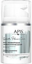 Parfüm, Parfüméria, kozmetikum Nappali krém  - Apis Professiona Synbiotic Home Care Day Cream With Probiotics and Prebiotics