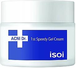 Parfüm, Parfüméria, kozmetikum Gél krém - Isoi Acni Dr. 1st Speedy Gel Cream