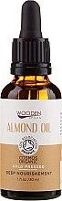 Parfüm, Parfüméria, kozmetikum Mandula olaj - Wooden Spoon Almond Oil