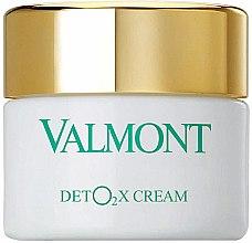 Parfüm, Parfüméria, kozmetikum Oxigénes detox krém arcra - Valmont Deto2x Cream