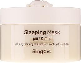 Parfüm, Parfüméria, kozmetikum Éjszakai arcmaszk - Tony Moly Bling Cat Sleeping Mask