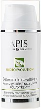 Parfüm, Parfüméria, kozmetikum Hidratáló szérum körte és rebarbara kivonattal - APIS Professional Hydro Evolution Extremely Moisturizing Serum