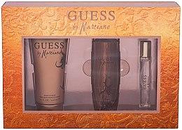 Parfüm, Parfüméria, kozmetikum Guess by Marciano - Szett (edt/100ml + b/lot/200ml + edt/15ml)