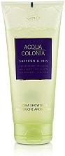 Parfüm, Parfüméria, kozmetikum Maurer & Wirtz 4711 Acqua Colonia Saffron & Iris - Tusfürdő