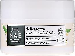 Parfüm, Parfüméria, kozmetikum Testbalzsam - N.A.E. Delicatezza Scent-Neutral Body Balm
