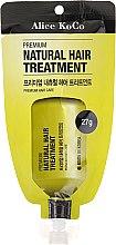 Parfüm, Parfüméria, kozmetikum Természetes hajkondicionáló - Alice Koco Premium Natural Hair Treatment