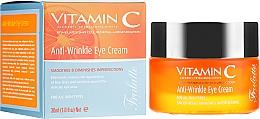 Parfüm, Parfüméria, kozmetikum Ránctalanító krém szemkörnyékre - Frulatte Vitamin C Anti-Wrinkle Eye Cream