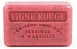 """Parfüm, Parfüméria, kozmetikum Marseille szappan """"Szőlő"""" - Foufour Savonnette Marseillaise Vigne Rouge"""