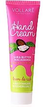 Parfüm, Parfüméria, kozmetikum Regeneráló kézkrém - Vollare Cosmetics De Luxe Hand Cream S.O.S Maximum Regeneration