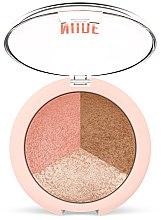 Parfüm, Parfüméria, kozmetikum Púder 3 az 1-ben - Golden Rose Nude Look