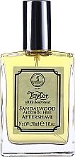 Parfüm, Parfüméria, kozmetikum Taylor Of Old Bond Street Sandalwood Alcohol Free Aftershave Lotion - Borotválkozás utáni arcvíz