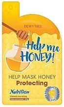 Parfüm, Parfüméria, kozmetikum Védő arcmaszk - Dewytree Help Me Honey! Protecting Mask