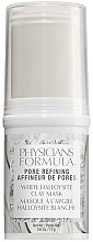 Parfüm, Parfüméria, kozmetikum Agyagmaszk - Physicians Formula Pore Refining White Halloysite Clay Mask