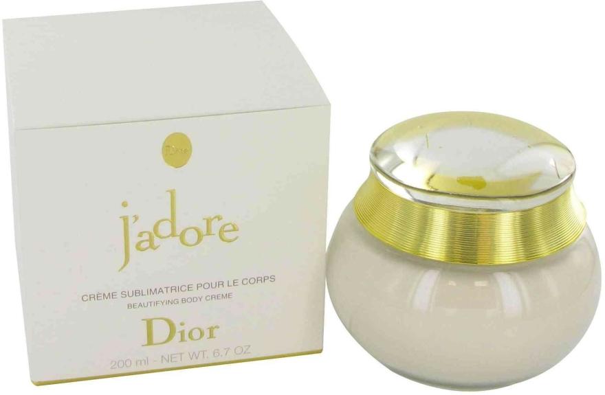 Dior J`adore Beautifying Body Cream - Parfümös krém  — fotó N1
