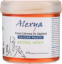 """Parfüm, Parfüméria, kozmetikum Cukor paszta """"Menta"""" - Alexya Sugar Paste Natural Menta"""