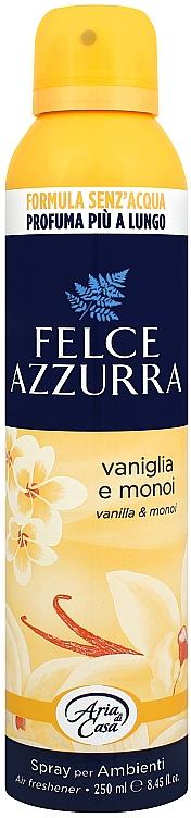Lakás illatosító - Felce Azzurra Vaniglia e Monoi Spray