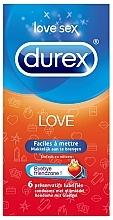 Parfüm, Parfüméria, kozmetikum Óvszer, 6 db - Durex Love