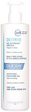 Parfüm, Parfüméria, kozmetikum Ultra tápláló tusfürdő - Ducray Dexyane Gel Nettoyant Surgras