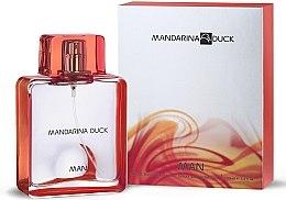 Parfüm, Parfüméria, kozmetikum Mandarina Duck Man - Eau De Toilette