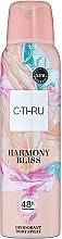Parfüm, Parfüméria, kozmetikum C-Thru Harmony Bliss - Dezodor