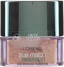 Parfüm, Parfüméria, kozmetikum Porpúder - L'Oreal Paris True Match Minerals Powder