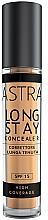 Parfüm, Parfüméria, kozmetikum Tartós krém állagú korrektor - Astra Make-Up Long Stay Concealer SPF15