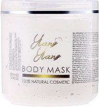 """Parfüm, Parfüméria, kozmetikum Arc- és testmaszk """"Ylang-ylang"""" - Sezmar Collection Professional Body Mask Ylang Ylang"""