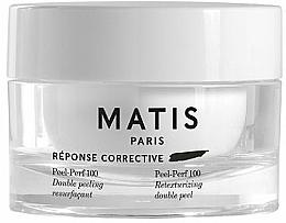 Parfüm, Parfüméria, kozmetikum Korrigáló kettős hatású hámlasztó - Matis Reponse Corrective Peel-Perf 100 Double Peel