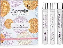 Parfüm, Parfüméria, kozmetikum Acorelle Mes Essentiels Detente - Parfüm szett (parfum/roll-on/3x10ml)