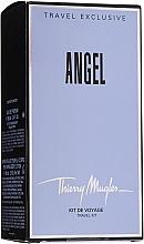 Parfüm, Parfüméria, kozmetikum Mugler Angel Travel Exclusive - Szett  (edp/100ml + b/lot/100ml)