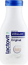 Parfüm, Parfüméria, kozmetikum Tápláló tusfürdő - Lactovit Shower Gel