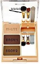 Parfüm, Parfüméria, kozmetikum Szemöldökformázó paletta - Milani Brow Fix Eye Brow Powder