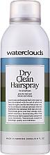 Parfüm, Parfüméria, kozmetikum Száraz sampon - Waterclouds Volume Dry Clean Hairspray