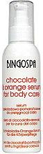 Parfüm, Parfüméria, kozmetikum Testápoló szérum csokoládé, narancs - BingoSpa