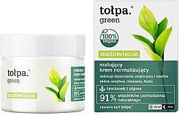 Parfüm, Parfüméria, kozmetikum Arckrém - Tolpa Green Mattifying Normalizing Cream