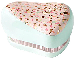 Parfüm, Parfüméria, kozmetikum Kompakt fésű - Tangle Teezer Compact Styler Terazzo