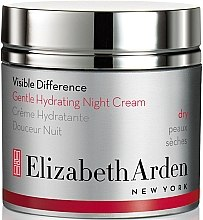 Parfüm, Parfüméria, kozmetikum Éjszakai hidratáló krém - Elizabeth Arden Visible Difference Gentle Hydrating Night Cream