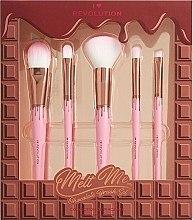 Parfüm, Parfüméria, kozmetikum Sminkecset készlet - I Heart Revolution Chocolate Brush Set